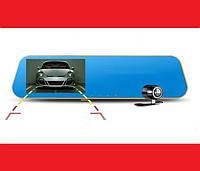 DVR 4302 Full HD Зеркало заднего вида с видео регистратором, фото 1