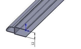 металлический профиль - алюминиевый профиль для лодок