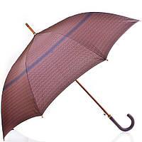Зонт-трость мужской полуавтомат с большим куполом ZEST (ЗЕСТ) Z41652-10