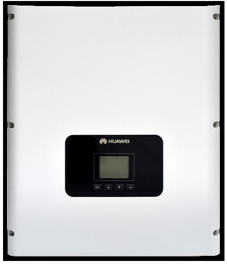 Инвертор сетевой Huawei Sun 2000 -33 KTL-A  (30 кВт, 3 фазы / 4 трекера), фото 1