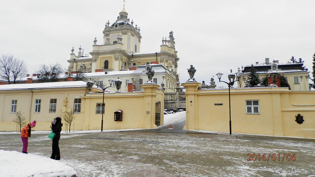 Тур Рождество во Львове. 9
