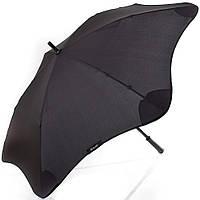 Противоштормовой зонт-трость мужской механический BLUNT (БЛАНТ) Bl-mini-black