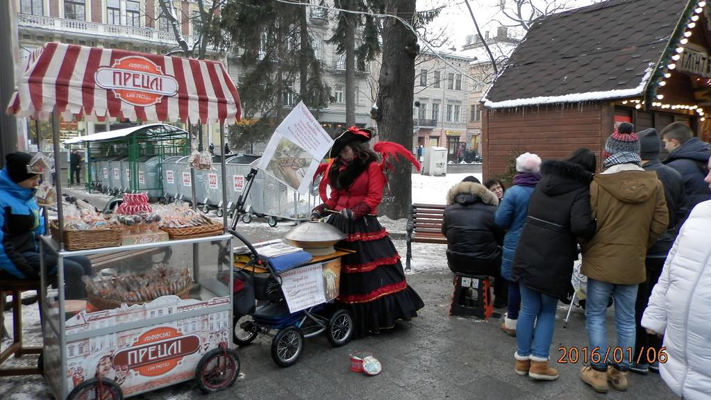Тур Рождество во Львове. 19
