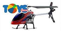 Большой вертолёт на радиоуправлении Fei Lun, бесфлайбарный, FL-FX071C
