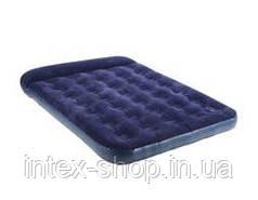 Надувной матрас Bestway Flocked Air Bed Double 67225