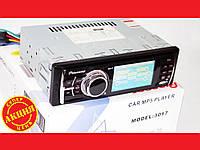 "Автомагнитолы Pioneer 3017 - 3"" TFT DIVX/MP4/MP3, фото 1"