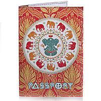Женская обложка для паспорта PASSPORTY (ПАСПОРТУ) KRIV071