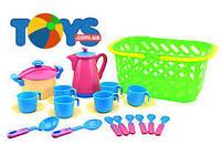 Игровой набор посуды для детей, 04-437