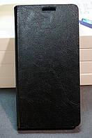 Чехол книжка для Lenovo S60 черный