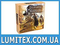Настольная игра Дикий запад. Железные дороги