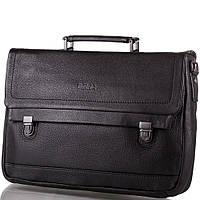 Мужской кожаный портфель ROCKFELD (РОКФЕЛД) DS20-020621