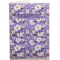 Женская обложка для паспорта PASSPORTY (ПАСПОРТУ) KRIV045