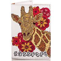 Женская обложка для паспорта PASSPORTY (ПАСПОРТУ) KRIV022