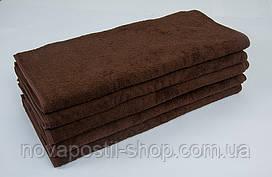 Полотенце Lotus 50х90 см коричневое Varol плотность 420