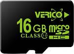 Карта памяти VERICO microSDHC Class 10