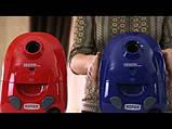 Пылесос ROTEX RVB01-P Red, фото 2