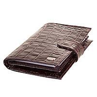 Мужское кожаное портмоне (кошелек) с органайзером для документов DESISAN (ДЕСИСАН) SHI072