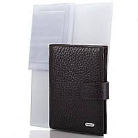 Мужское кожаное портмоне (кошелек) с органайзером для документов DESISAN (ДЕСИСАН) SHI101-011
