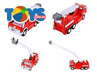 Детская пожарная машина, большая, 034