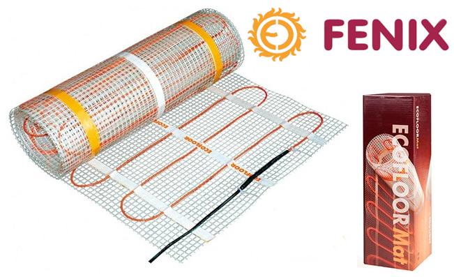 Двужильный нагревательный мат Fenix LDTS 160 Вт/м²