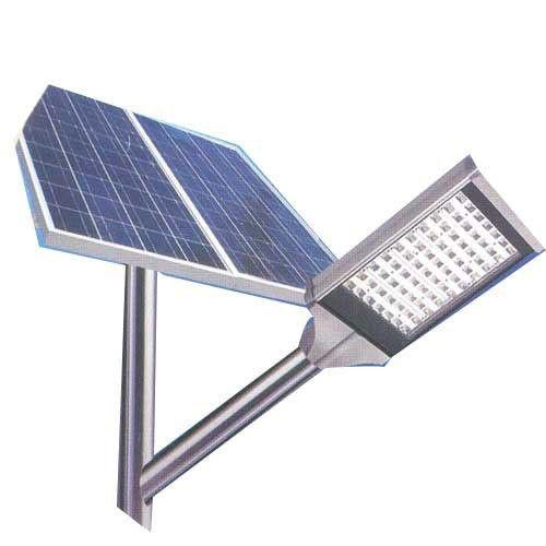 Уличные консольные ЛЕД светильники- фонари на солнечных батареях