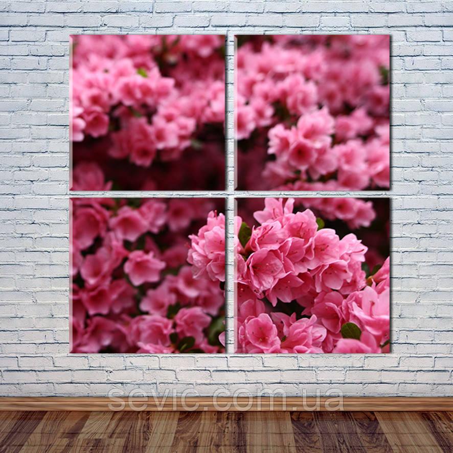 "Модульная картина ""Весна"""