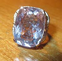 """Шикарное кольцо с султанитом  """"Барокко"""", размер 16,8 от студии LadyStyle.Biz"""