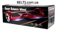 Гироборд Smart Balance Wheel 6'' (дюймов), гироцикл, гироскутер, мини-сигвей Смарт Баланс Вил
