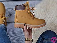 Ботинки женские зимние SY107