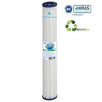 Многоразовый картридж Aquafilter FCCEL5-L Slim 20'' Big Blue