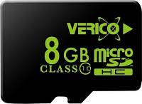 Карта памяти Verico 8GB CLASS10