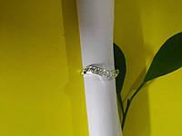 Кольцо с цирконами. Распродажа(арт.139), фото 1