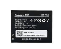 Аккумулятор BL171  для мобильного телефона Lenovo A356, (Li-ion 3.7V 2000mAh)