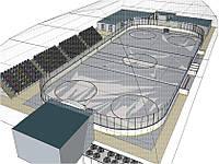 Оборудование ледового катка. Ледовая арена.