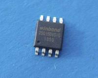 Микросхема W25Q16BVSIG Winbond W25Q16BVSSIG 25Q16BVSIG для ноутбука