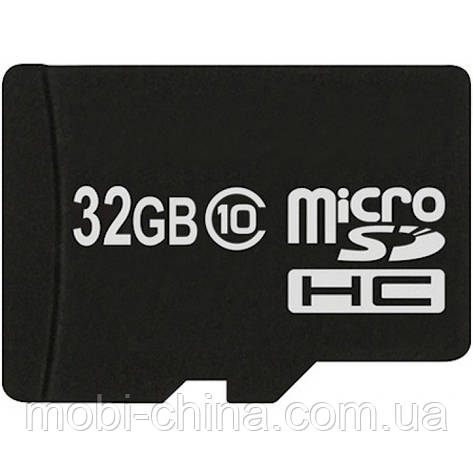 Карта памяти 32ГБ (флешка micro SD 32Gb), фото 2