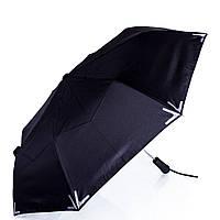 """Зонт мужской полуавтомат с фонариком и светоотражающими вставками FARE (ФАРЕ), серия """"Safebrella"""" FARE5571-2"""