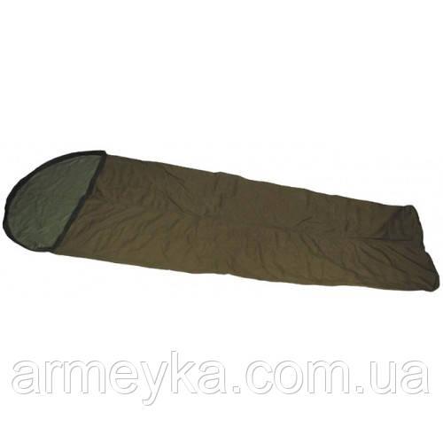 Мембранные (Goretex) чехлы на спальные мешки олива, бу, оригинал