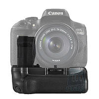 Батарейный блок для Canon EOS 760D, 750D, 8000D  (Canon BG-E18) + ДУ Canon RC-6.