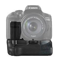 Батарейный блок для Canon EOS 760D, 750D, 8000D  (Canon BG-E18) + ДУ Canon RC-6., фото 1