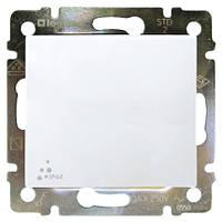 Выключатель 1-клавишный, влагозащищенный IP44, белый - Legrand Valena   (Код: 774201 )