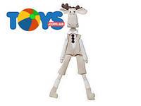 Детская кукла ручной работы «Мистер Лось», HEMP10002(UA)