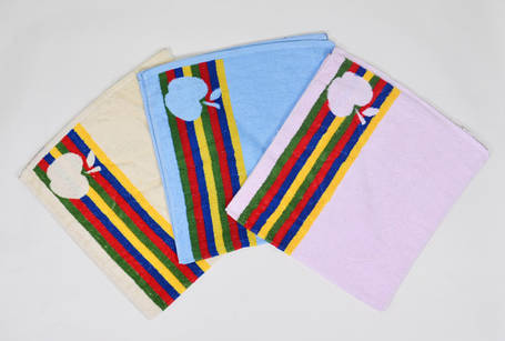 Полотенце для лица Яблочко (V1107) | 12 шт., фото 2