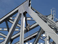 Антикоррозионная защита (покраска) грузоподъемных механизмов, металлоконструкций и других объектов.