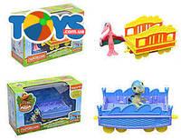Детская железная дорога «Поезд Динозавров», 2207A