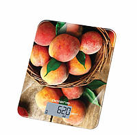 Весы кухонные Polaris PKS 1043 DG Персики
