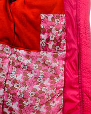 Детская зимняя куртка парка на девочку, р.44,46, фото 2