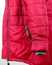 Детская зимняя куртка парка на девочку, р.44,46, фото 3