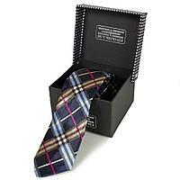 Мужской шелковый галстук ETERNO (ЭТЕРНО) EG618
