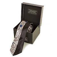 Мужской шелковый галстук ETERNO (ЭТЕРНО) EG619-1